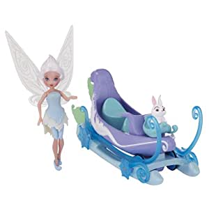 Disney Fairies Periwinkle's Frosty Sled