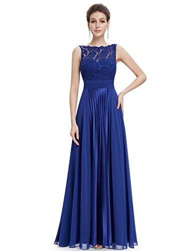 Ever-Pretty HE08352SB10 - Vestido para mujer Sapphire Blue
