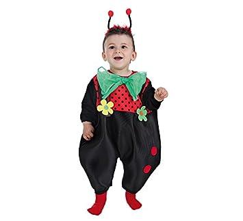 LLOPIS - Disfraz Bebe Mariquita niño: Amazon.es: Juguetes y juegos