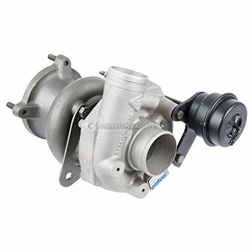 Remanufactured Turbo Turbocharger For Porsche 911 996 TT Left Side 2001-2006 - BuyAutoParts 40-30035R Refurbished
