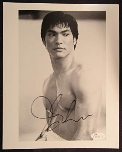Jason Scott Lee Signed Auto Autograph 8x10 Photo JSA U31836
