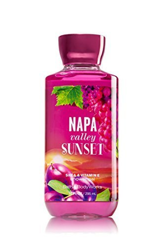 Escape Bubble Bath (Bath & Body Works Shea & Vitamin E Shower Gel Napa Valley Sunset)