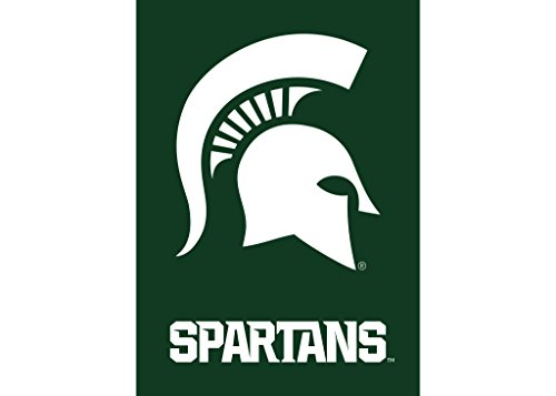 With a Purpose NEW! Michigan State Spartans Blanket for a Blanket - 50