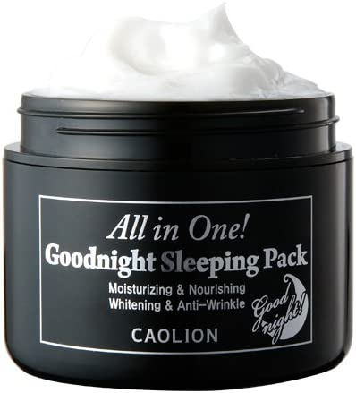 Caolion All in One GoodNight Sleeping Mask Pack 50g by Caolion LivingInnovation: Amazon.es: Belleza