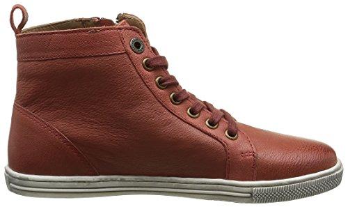 Kickers Santal - Zapatillas Mujer Rojo