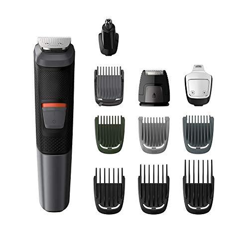 Philips Series 5000 11-in-1 Multi Grooming Kit for Beard, Hair and Body...