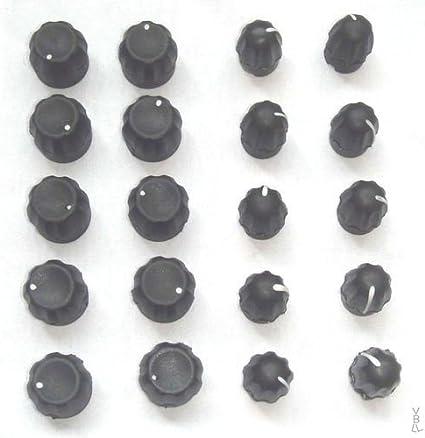 volume+channel selector knob For Motorola HT750 HT1250 HT1550 Portable radio