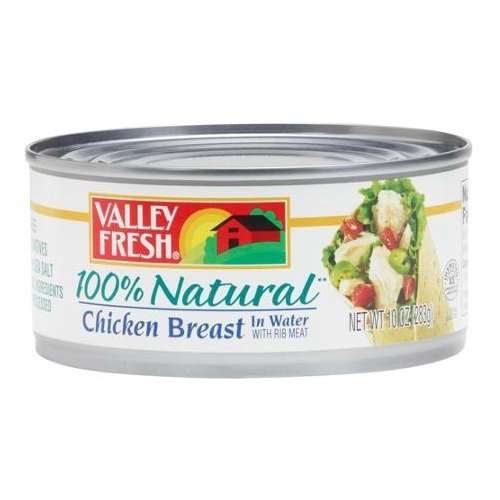 Valley Fresh Og2 White Chicken (12x5oz)