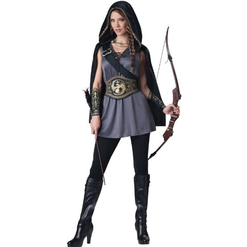 InCharacter Huntress Adult Costume