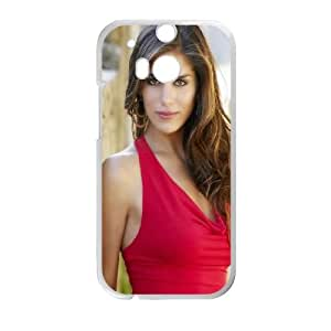Celebrities Anahi Gonzales HTC One M8 Cell Phone Case White DIY Present pjz003_6560497
