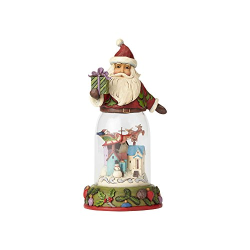 Enesco Jim Shore Heartwood Creek Santa - Santa Jim Shore