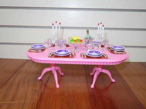 Amazon.com: Gloria Dining Room Set: Toys & Games