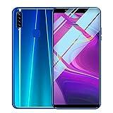 Full Screen Unlocked Smartphone   6.1 inch Ultrathin Android 8.1 4G LTE GSM/WCDMA 3G WiFi Mobile Phone   8-Core Processor, 1G RAM / 16G ROM, 2- SIM, 2-Camera Cellphones (Blue)