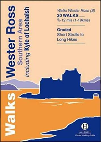 Free download ebooks pdf for it Walks Wester Ross Southern Area: Including Kyle of Lochalsh (Hallewell Pocket Walking Guides) 1872405606 (Italian Edition) PDF PDB CHM