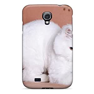 Tpu Case Cover For Galaxy S4 Strong Protect Case - Percy Play His Game Design