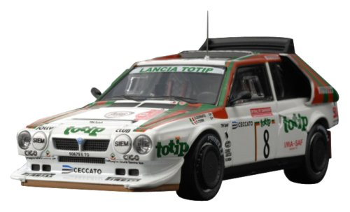 1/43 Lancia Delta S4 1986 Sanremo totip #8(ホワイト×グリーン×レッド) 968