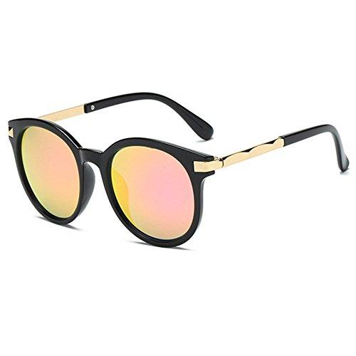 Aoligei Lunettes solaire cadre grande personnalité européenne et américaine boîte lunettes de soleil mode HD lunettes de soleil mâle de la Dame pFltjrVT