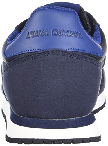 Running blue Retro A X Men Navy Exchange Armani qzw0zpX