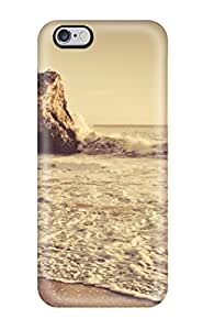 Free Walking Case Cover Iphone 6 Plus Protective Case Natural Bridges State Beach by runtopwell