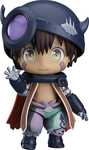 Good Smile Company G90732 Made in Abyss: Reg Nendoroid Action Figure, Multicolor