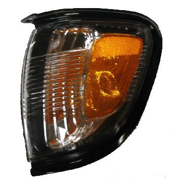 TOYOTA PICK UP TACOMA PARK LIGHT LEFT (DRIVER SIDE) BLACK (NEXT 2001-2004