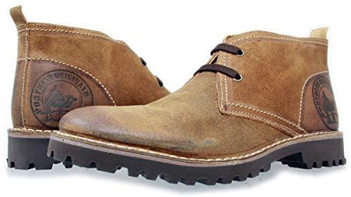 Desert Portugal Handgefertigt Originals Boots Extra Weizen Sohle Leichte leder Chukka In herren Classic Portmann Geöltes qPtWnOHqB