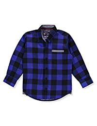 Faze 1 Boys' L/S Button-Down Shirt