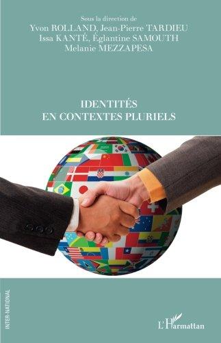 Identités en contextes pluriels (French Edition)