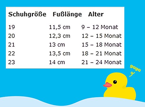 Calcetines para bebé, Suela de Goma ABS Antideslizante, para baño Dunkelblau-Himmelblau