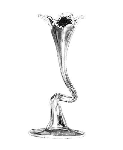 Waist Curves Shape Flower Vase Fish Tank Home Decor - 1