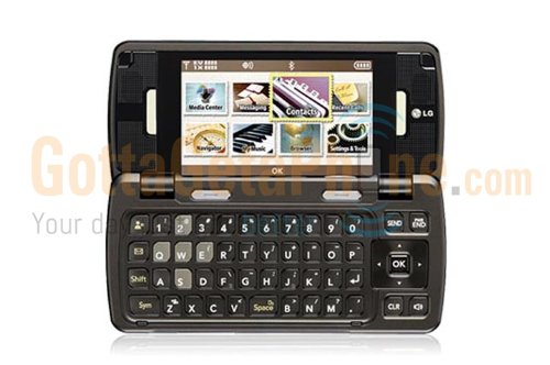 LG Env Touch VX11000 Touch Screen Cell Phone (Verizon Wireless) - No Warranty by LG