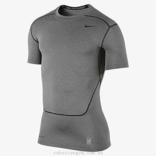 Nike Pro Combat Base Layer 533329 022 Men Size X-Large