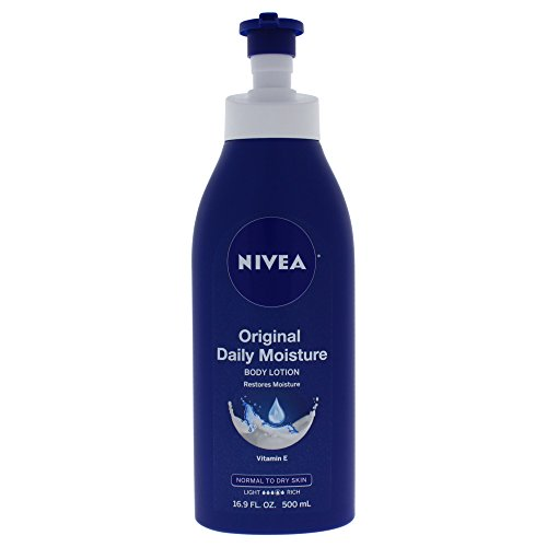 Nivea Extended Moisture Body Lotion - 8