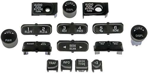 Buy gmc envoy radio buttons