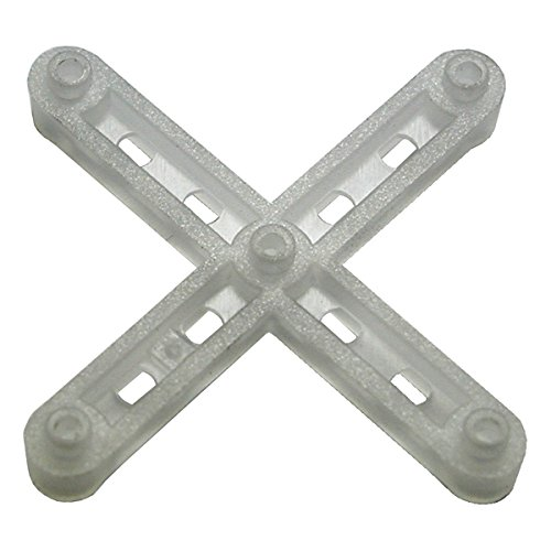 "Raimondi Leave-In Tile Spacers, 1/4""  300 pcs Jar"