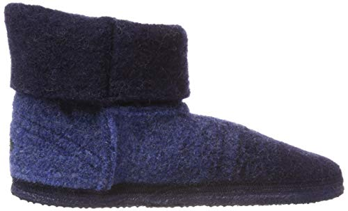 Donna Stivaletto Giesswein 527 Blu Pantofole A jeans Kalbach qItxwTtpU