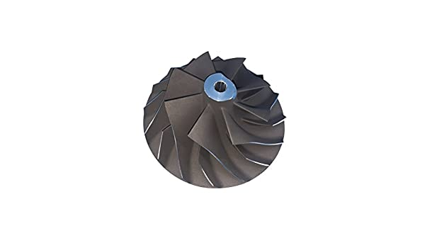 Amazon.com: HE551V 4035398 Cummins ISX ISX02/03/04 Turbo AM Compressor Impeller Wheel: Automotive
