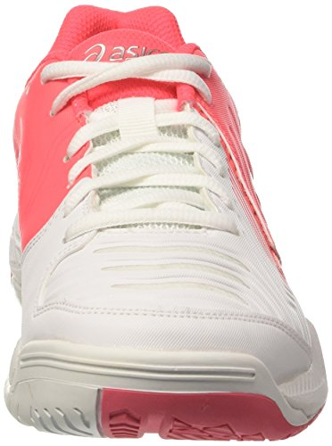 Pink Silver Para Blanco Asics 6 Game Mujer Deporte de Diva White Zapatillas Gel WTAOwqPg