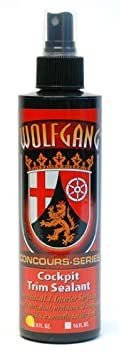 Wolfgang Concours Series WG-6008 Cockpit Trim Sealant, 8. Fluid_Ounces Wolfgang Concourse Series