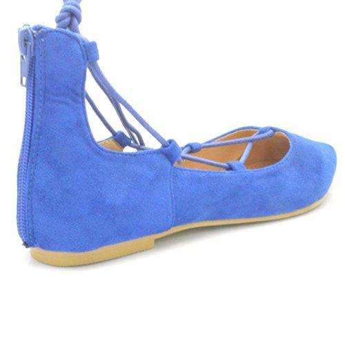 Shoeworld Bleu Classique Shoeworld Danse Femme Danse 54BZXq