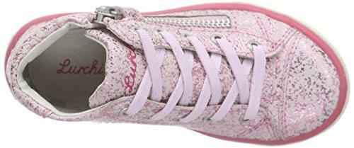 Lurchi Mädchen Sandy High-Top Pink (pink 03)