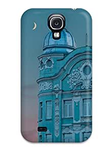 Ultra Slim Fit Hard DeaneRipman Case Cover Specially Made For Galaxy S4- Villa
