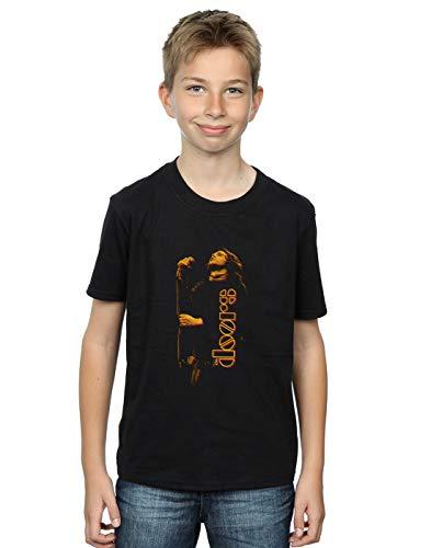 The Noir Cult Mic shirt T Doors Jim Garçon Absolute Morrison 6AxwqqR5