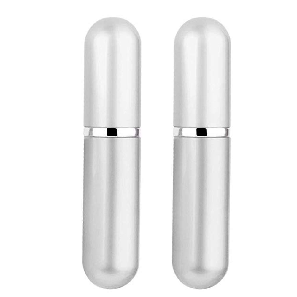wantuo 2pcs botellas de perfume viaje estático aspirador portátil ...