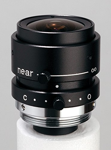Kowa LM4NCL 1/2'' 3.5mm F1.4 Manual Iris C-Mount Lens