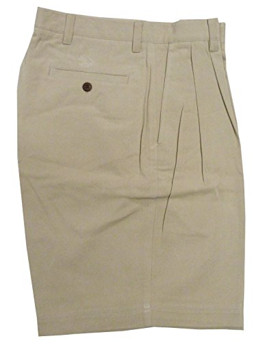 Paradise Found Mens Silk Blend Herringbone Textured Shorts