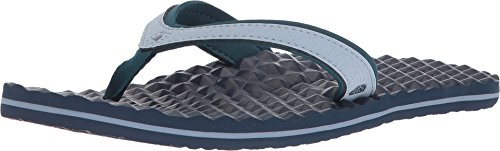The North Face Base Camp Plus Mini Shady Blue/Dusty Blue Women's Sandals - North Face Mini Base