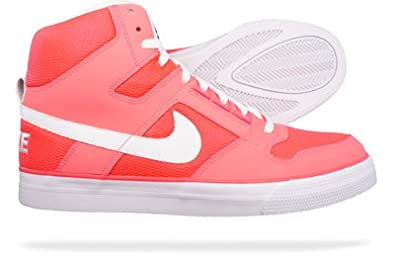 c45d69be3a95 ... Nike Delta Force High AC Coral Mens Trainers Size UK 10 Amazon.co.uk ...