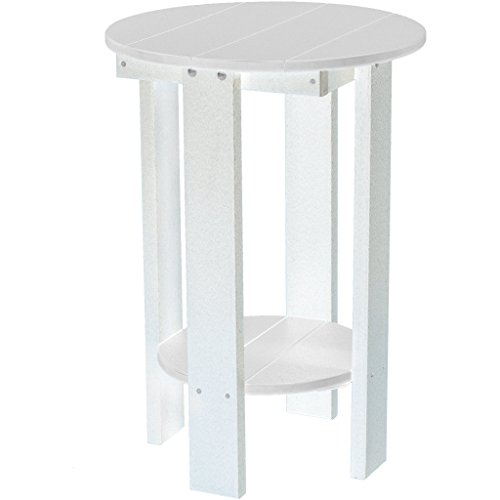 Style Footrest Adirondack (Wildridge Recycled Plastic Heritage Balcony Table - Ships in 10-14 Business Days)