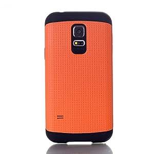Funda dura Carcasa Samsung Galaxy S5 mini DeeBix Gel TPU, Plastico Duro